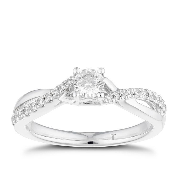 Tolkowsky Diamond Rings Ernest Jones