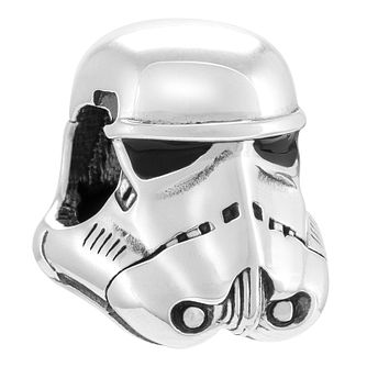 Chamilia Sterling Silver Star Wars Stormtrooper Bead - Product number 4785371