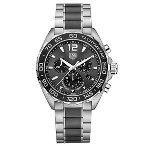 TAG Heuer F1 Men's Stainless Steel Bracelet Watch - Product number 4797582