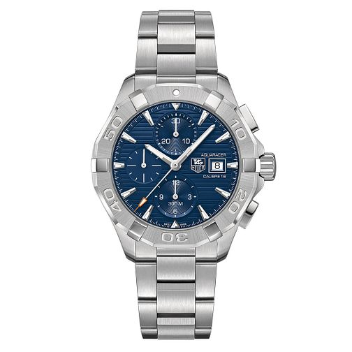 Tag Heuer Aquaracer Men's Stainless Steel Bracelet Watch - Product number 4798988