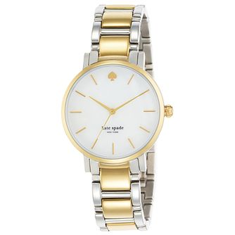 Kate Spade Gramercy Ladies' Two Colour Bracelet Watch - Product number 4830032