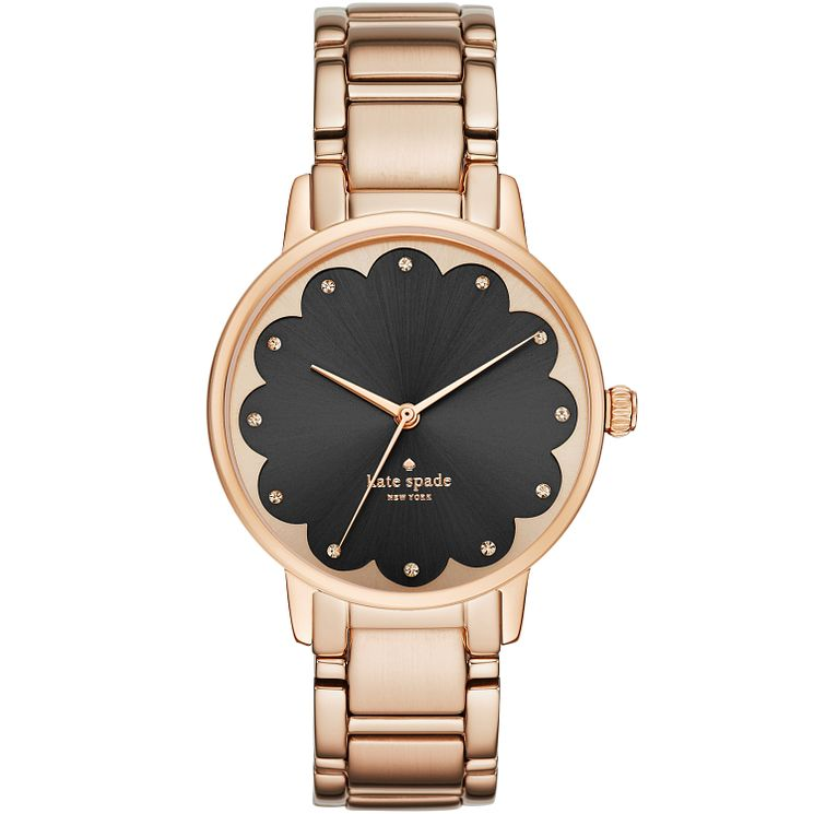 Kate Spade Gramercy Ladies' Rose Gold Tone Bracelet Watch - Product number 4830164