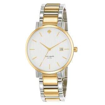 Kate Spade Gramercy Grand Ladies' Two Colour Bracelet Watch - Product number 4830210