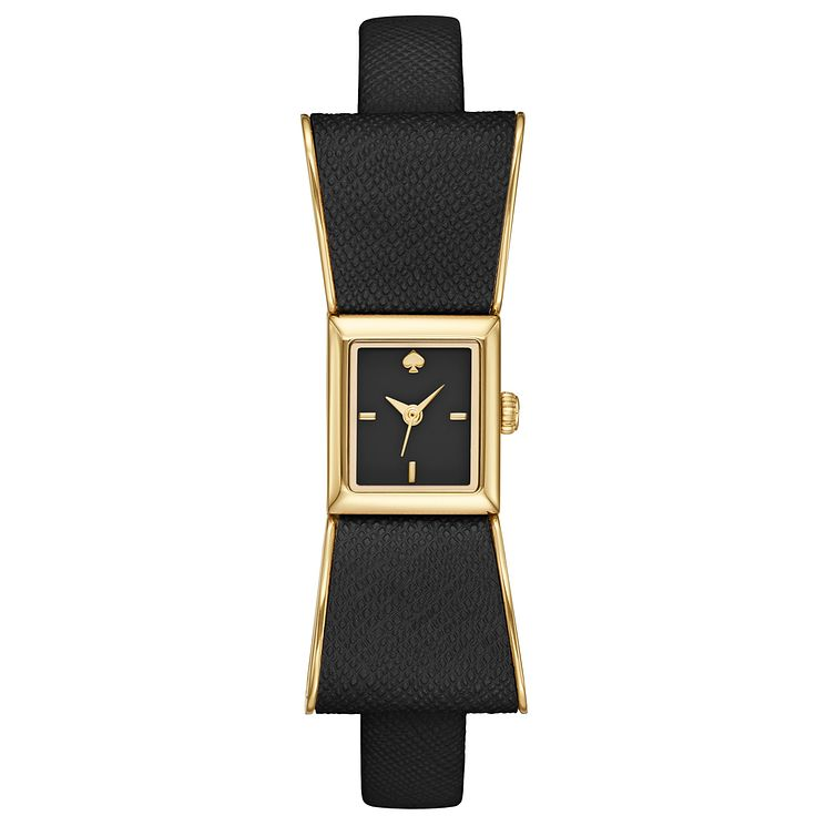 Kate Spade Kenmare Ladies' Gold Tone Bow Bracelet Watch - Product number 4831845