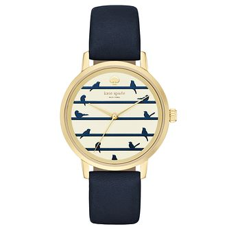 Kate Spade Metro Ladies' Gold Tone Strap Watch - Product number 4832795