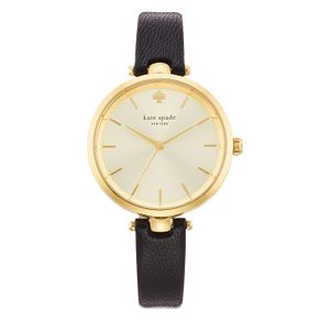 Kate Spade Holland Ladies' Gold Tone Strap Watch - Product number 4832930