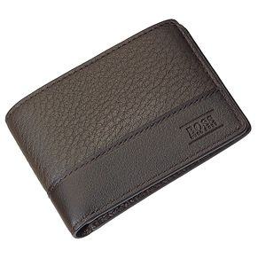 Hugo Boss Aspen Men's Brown Leather Wallet - Product number 4842650