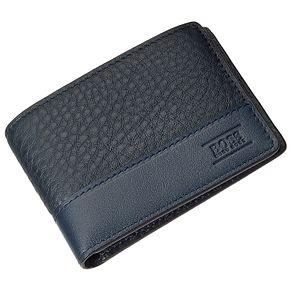 Hugo Boss Aspen Men's Navy Leather Wallet - Product number 4842669