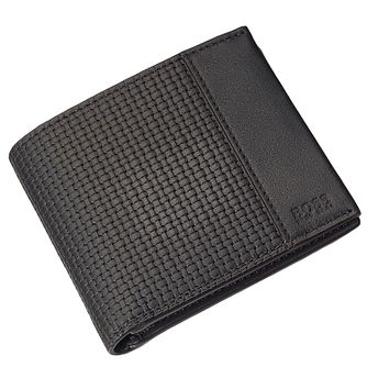 Hugo Boss Men's Black Leather Wallet - Product number 4842782