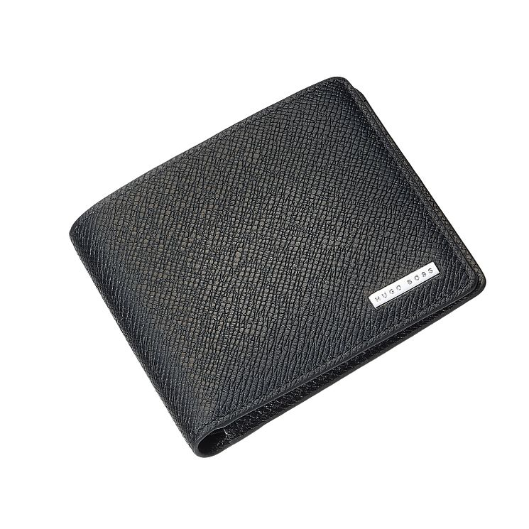 Hugo Boss Men's Black Leather Wallet - Product number 4842847