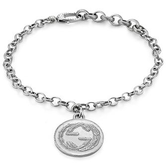 Gucci Sterling Silver coin Bracelet - Product number 4845676