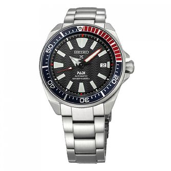 Seiko Prospex Men's Black Dial Bracelet Watch - Product number 4872797