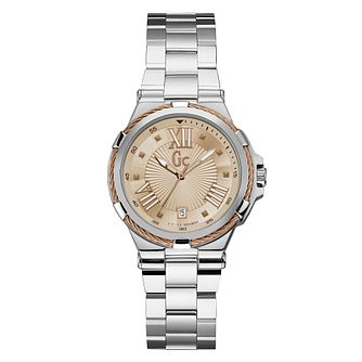 Gc Structura Ladies' Stainless Steel Bracelet Watch - Product number 4873564