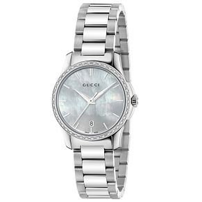 Gucci G-Timeless Ladies' Stainless Steel Bracelet Watch - Product number 4899156