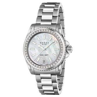 Gucci Ladies' Stainless Steel Bracelet Watch - Product number 4899547