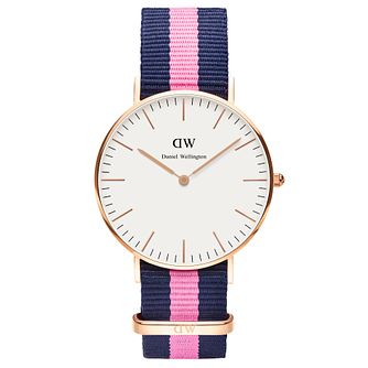 Daniel Wellington Winchester Ladies' NATO Strap Watch - Product number 4899628