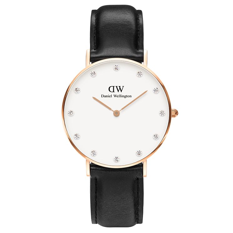 Daniel Wellington Classy Sheffield Ladies' Leather Watch - Product number 4901509