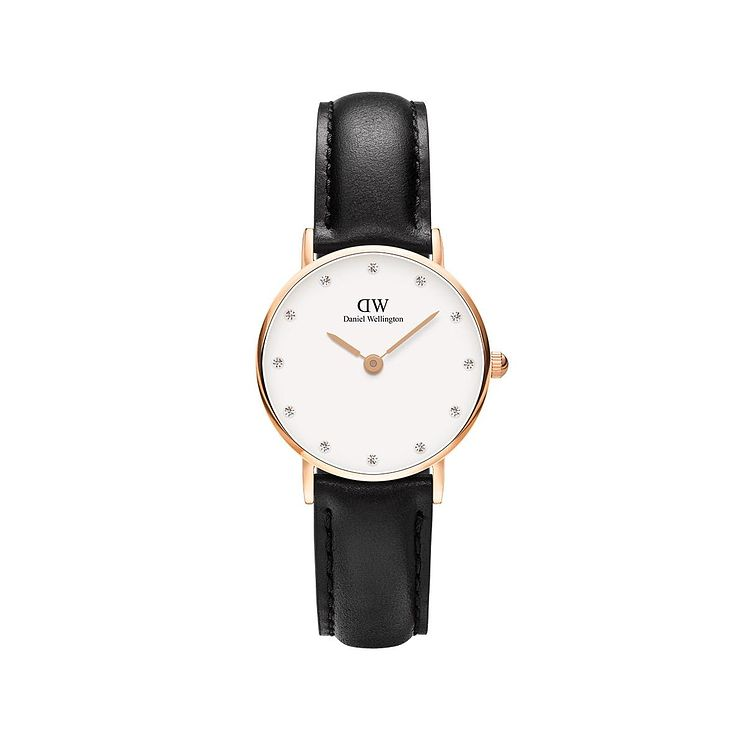 Daniel Wellington Classy Sheffield Ladies' Leather Watch - Product number 4901746