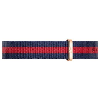 Daniel Wellington Classy Oxford Ladies' Navy & Red Watch - Product number 4902076