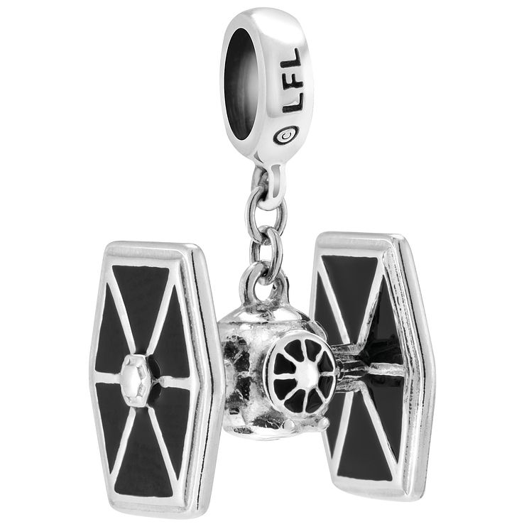 Chamilia Sterling Silver Star Wars Tie Fighter Charm Bead - Product number 4910524