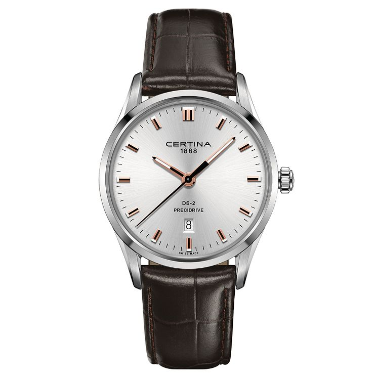 Certina DS2 Men's Stainless Steel Strap Watch - Product number 4910826