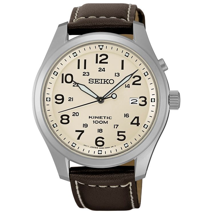 Seiko Conceptual Men's Stainless Steel Strap Watch - Product number 4912241