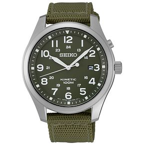 Seiko Conceptual Men's Stainless Steel Strap Watch - Product number 4912268