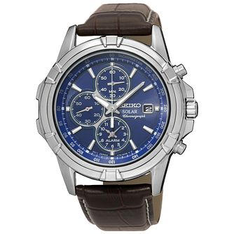 Seiko Conceptual Men's Stainless Steel Strap Watch - Product number 4912276