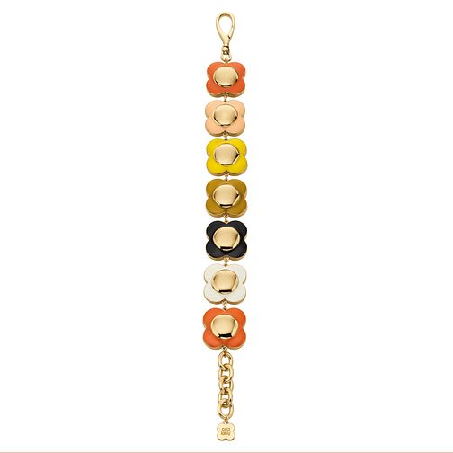 Orla Kiely Multi Coloured Chunky Flower Bracelet - Product number 4917162