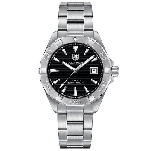 TAG Heuer Aquaracer Men's Stainless Steel Bracelet Watch - Product number 4921526