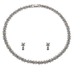 Oliver Weber Kiss Necklace and Earrings Set - Product number 4927524