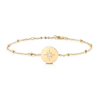 Fiorelli Ladies Black Leather Strap Watch - Product number 4928857
