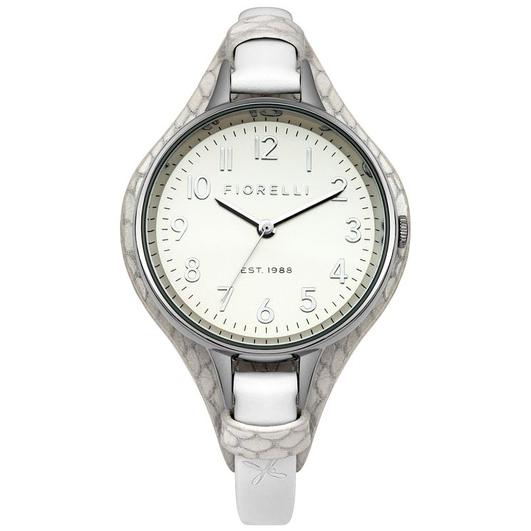 Fiorelli Ladies White Cuff Strap Leather - Product number 4928873