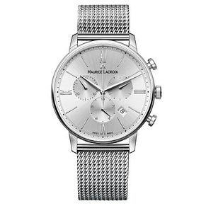 Maurice Lacroix Men's Stainless Steel Bracelet Watch - Product number 4936299