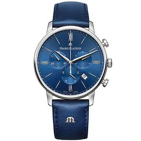 Maurice Lacroix Men's Stainless Steel Strap Watch - Product number 4936329