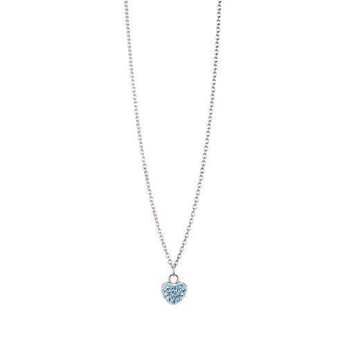 Chamilia Sterling Silver March Pave Birthstone Necklace - Product number 4943546