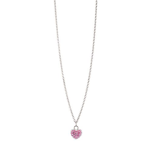 Chamilia Sterling Silver October Pave Birthstone Necklace - Product number 4943775