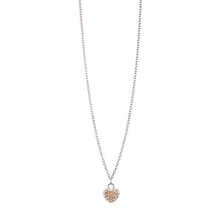 Chamilia Sterling Silver November Pave Birthstone Necklace - Product number 4943791