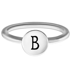 Chamilia B Alphabet Ring Small - Product number 4946383