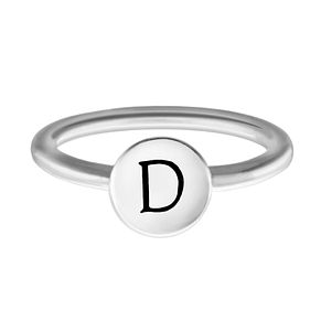 Chamilia D Alphabet Ring Small - Product number 4947037