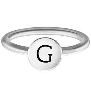 Chamilia G Alphabet Ring Large - Product number 4947339
