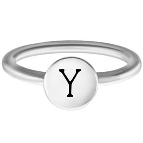 Chamilia Y Alphabet Ring Large - Product number 4949668