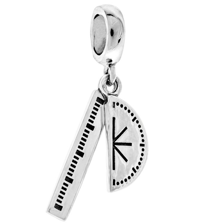 Chamilia Sterling Silver Measurements Charm Bead - Product number 4950569