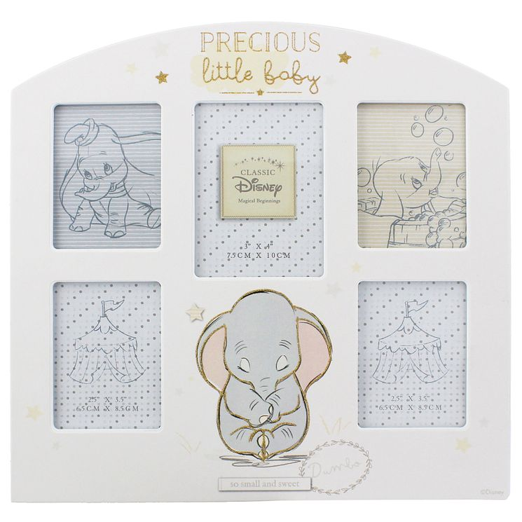 Disney Baby Dumbo Arch Collage Photo Frame - Product number 4951972