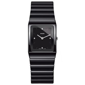 Rado Ladies' Ceramic Bracelet Watch - Product number 4953517