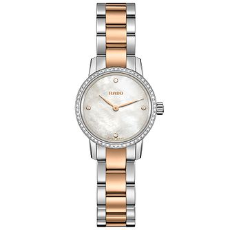Rado C-Class Ladies' Two Colour Bracelet Watch - Product number 4956877