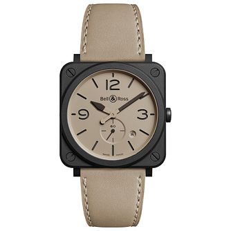 Bell & Ross Men's Ceramic Strap Watch - Product number 4960394