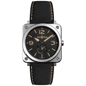 Bell & Ross Men's Stainless SteelStrap Watch - Product number 4960408