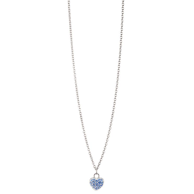 Chamilia Sterling Silver Petite September Heart Necklace - Product number 4960521