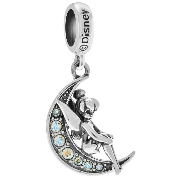 Chamilia Disney Sterling Silver Moonlit Tinker Bell Charm - Product number 4961013